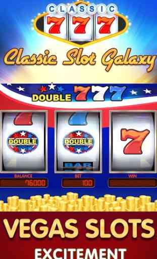 777 Classic Machine à Sous 4