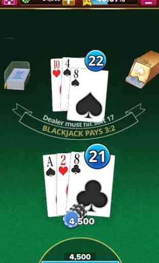 BlackJack 21 GRATUIT 3