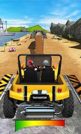 Buggy Stunts 3D: Beach Mania 1