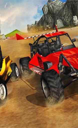 Buggy Stunts 3D: Beach Mania 2