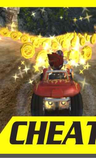 Cheats Beach Buggy Racing 1
