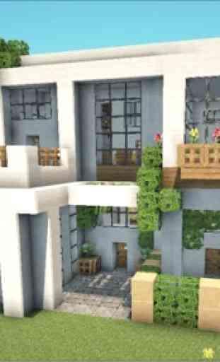 Craft House Minecraft 3