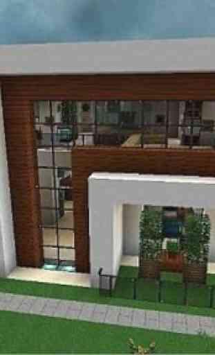 Craft House Minecraft 4