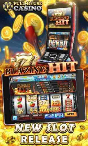 Full House Casino - Free Slots 2
