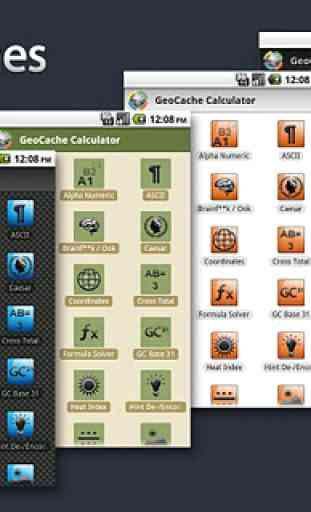 GCC - GeoCache Calculator 2