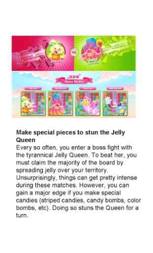 Guide 4 Candy Crush Jelly Saga 1