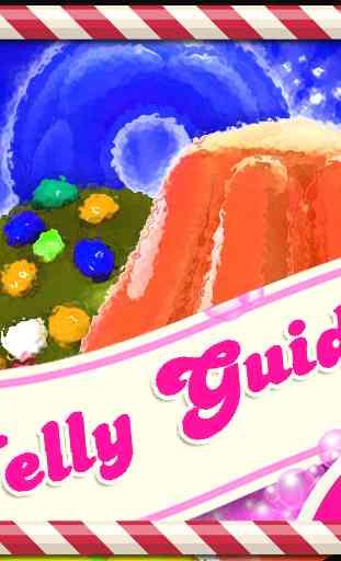 Guide Candy Crush Jelly Saga 3