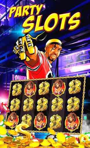Hip-Hop Party Vegas Casino 1