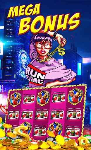 Hip-Hop Party Vegas Casino 2
