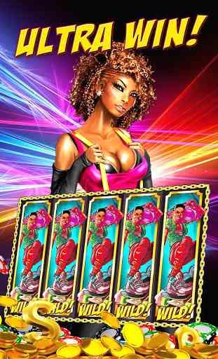 Hip-Hop Party Vegas Casino 3