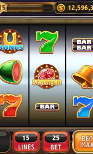 Machine à sous - Casino Slots 2