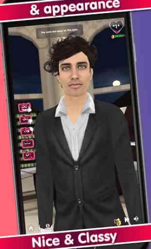 My Virtual Boyfriend Free 4