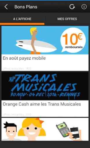 Orange Cash 4