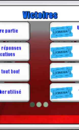 Quiz Party Cinéma 3