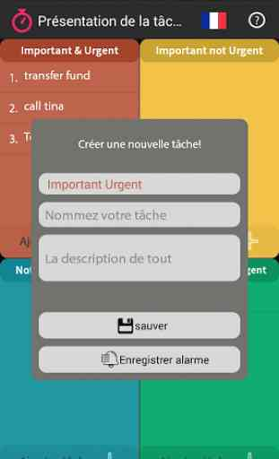 Rappel intelligent,To-Do List 2