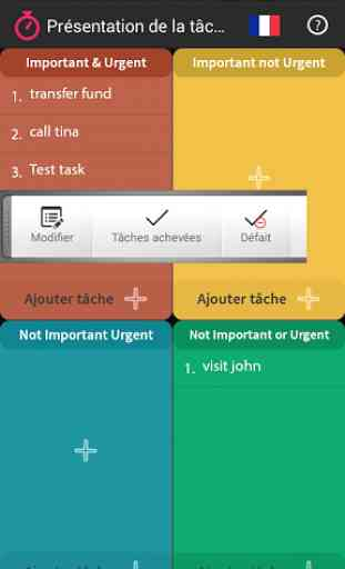 Rappel intelligent,To-Do List 4
