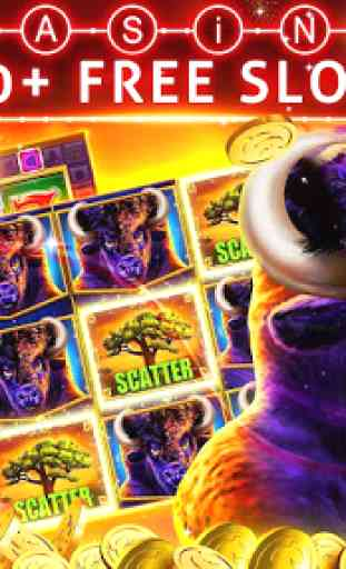 Slots Buffalo - Wild Vegas 1