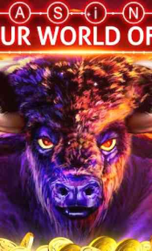 Slots Buffalo - Wild Vegas 3