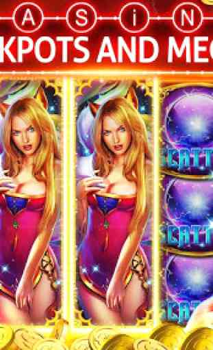 Slots Buffalo - Wild Vegas 4
