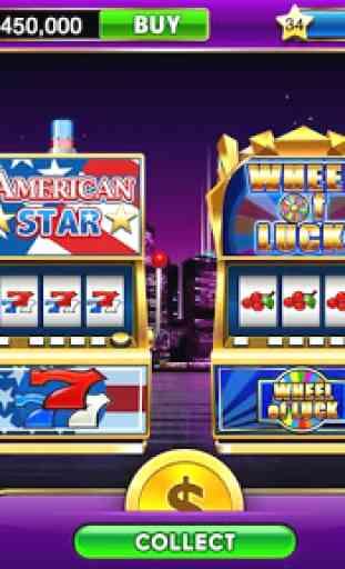 Slots™ - Classic Vegas Casino 3