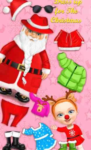 Sweet Baby Girl Christmas 2 4