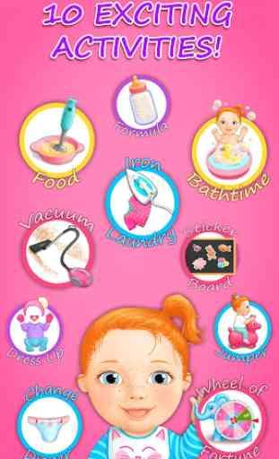 Sweet Baby Girl - Crèche 3 2