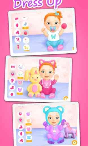 Sweet Baby Girl - Crèche 3 3