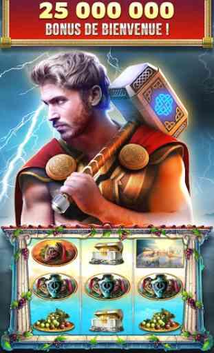 Slots - Jeux de Casino géniaux 1