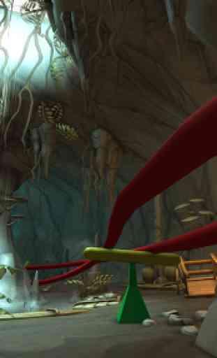 VR Jurassic RollerCoaster Park 1