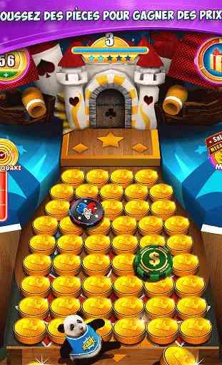 Carnival Gold Coin Party Dozer 1