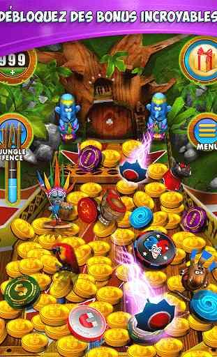 Carnival Gold Coin Party Dozer 2