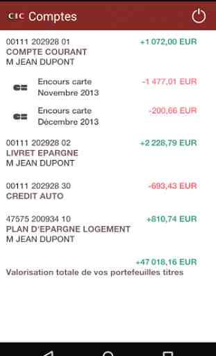 Cic Banque Privee Application Android Allbestapps