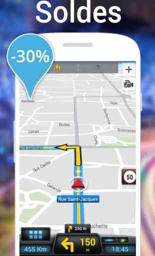 CoPilot France GPS Navigation 1