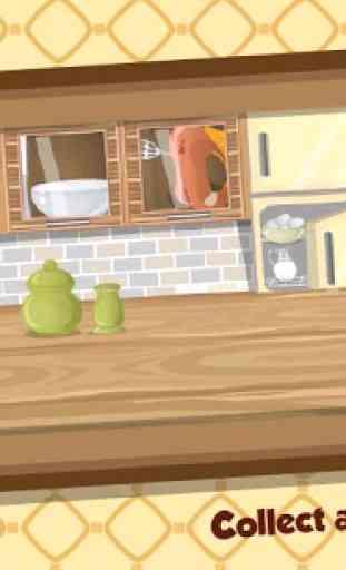 Crêpière - jeu de cuisine 2