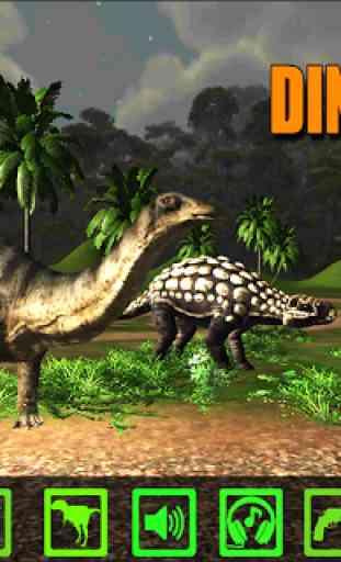 Dinosaur Hunters 1