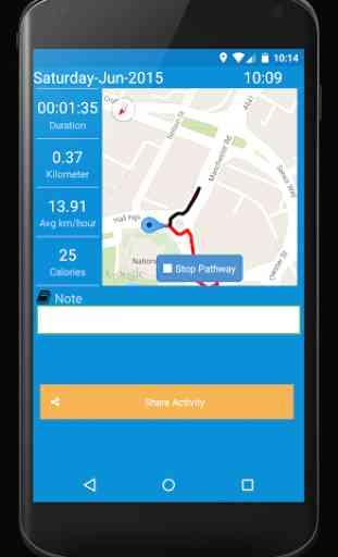 GPS Runner 3