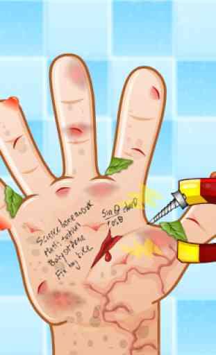 Jeux médecin pour les filles 4