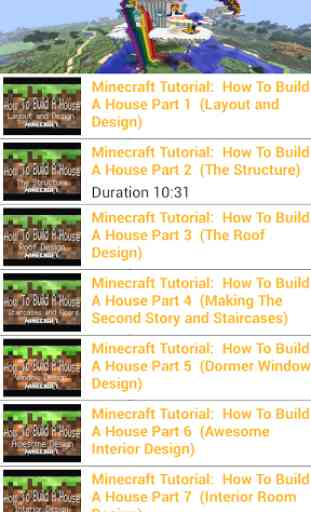Perfect Minecraft Building 1