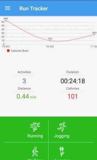 Run Tracker 1