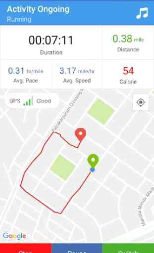 Run Tracker 2