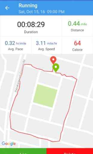 Run Tracker 4