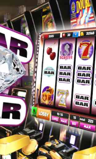 Super Diamond Slots 2