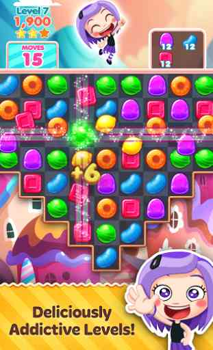 Viber Candy Mania 3