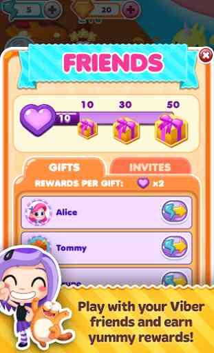Viber Candy Mania 4