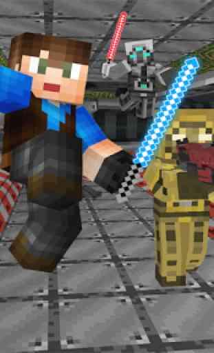 Battle Strike Soldier Survival 3