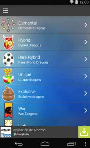 Breeding Guide for Dragon City 2