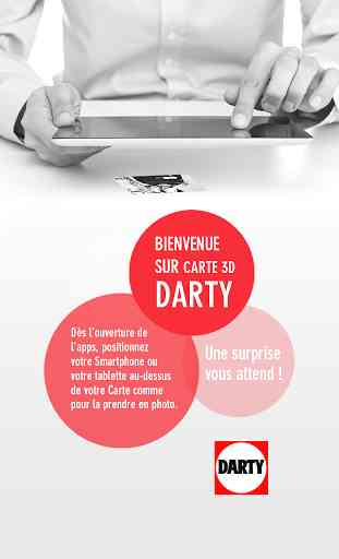 Carte 3D Darty 4