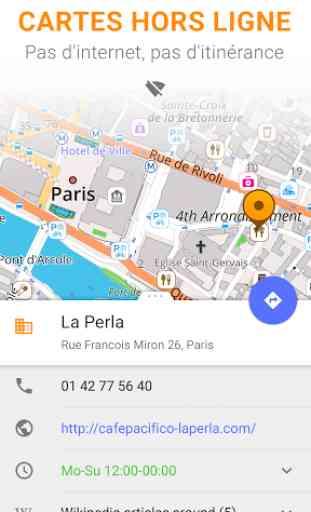 Cartes et Navigation — OsmAnd 1