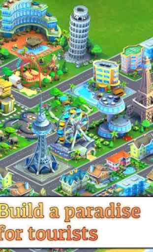 City Island: Airport ™ 1