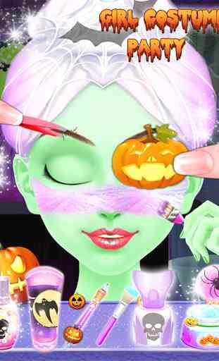 Halloween Girl Costume Party 1